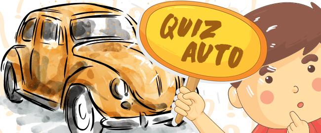 Quiz Auto Facebook
