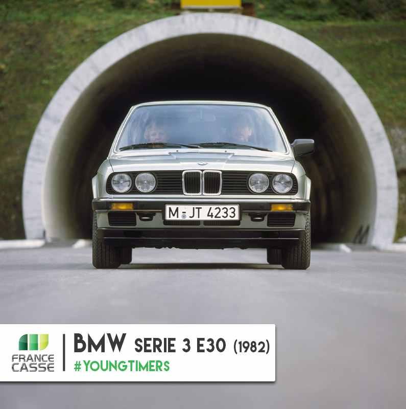 bmw série 3 e30 1982