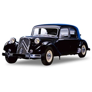 Moteur occasion Citroen Traction
