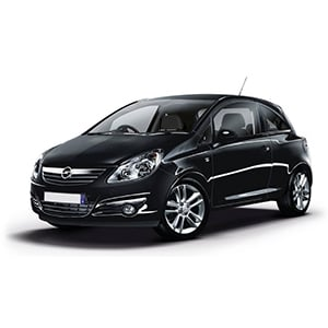 Roue complète occasion Opel Corsa