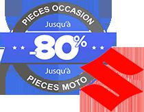 pièces occasion pour moto Suzuki Bandit